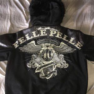 Woman Pelle Pelle coat